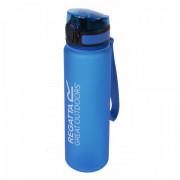 Sticlă Regatta 0.6L Tritan Flip albastru modrá
