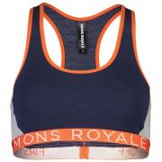 Bustieră Mons Royale Sierra Sports Bra