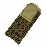 Sac de dormit Husky Quilted Gizmo Army -5°C verde