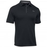 Tricou pentru bărbați Under Armour Tech Polo negru