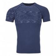 Tricou bărbați Ortovox Merino Competition Long Sleeve M albastru închis