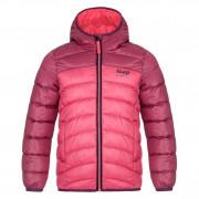 Geacă de iarnă copii Loap Inbelo roz