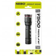Lanternă Nebo Redline-V negru/gri
