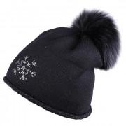 Căciulă de iarnă Sherpa Nadia negru