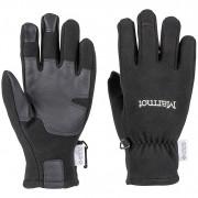 Mănuși femei Marmot Infinium Windstop Glove negru
