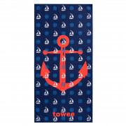 Prosop cu uscare rapidă Towee Sailor New 70 x 140 cm