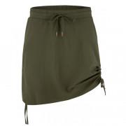 Sportovní sukně Loap Nataly verde