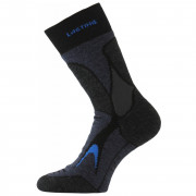 Ponožky Lasting TRX negru/albastru