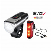 Set llumini Sigma Aura 80 USB + Blaze