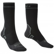 Șosete bărbați Bridgedale Storm Sock LW Boot negru