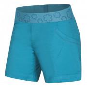 Pantaloni scurți femei Ocun Pantera albastru deschis