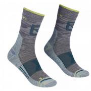 Șosete bărbați Ortovox Alpinist Pro Compr Mid Socks M