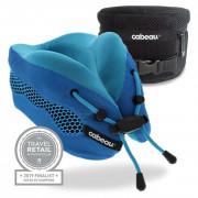 Chladící podhlavník Cabeau Evolution Cool - Black albastru