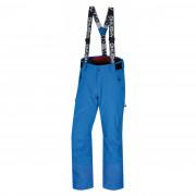 Pantaloni de iarnă bărbați Husky Mitaly M albastru