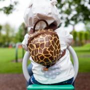 Rucsac pentru copii LittleLife Giraffe
