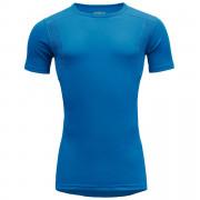 Tricou bÄ�rbaČ›i Devold Hiking T-shirt albastru închis