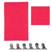 Bandană femei Sensor DF Merino Wool roz magenta