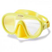 Ochelari de scufundări Intex Sea Scan 55916 galben