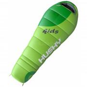Sac de dormit Husky Kids Magic -12°C verde zelená