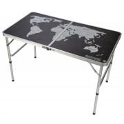 Masă Regatta Folding Games Table negru