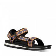 Pánské sandály Teva Universal Trail albastru/portocaliu