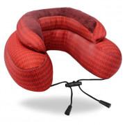 Pernuță Cabeau Evo Microbead - Grey Swerve roșu