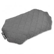 Pernă gonflabilă Klymit Luxe Pillow gri
