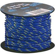 Coardă pentru cort Bo-Camp Nylon Guy Rope 20m 3mm albastru/galben blue