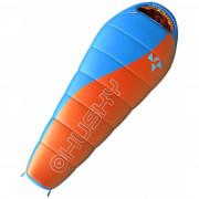 Sac de dormit pentru copii Husky Kids Merlot -10°C portocaliu