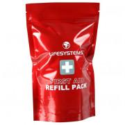 Set de truse de prim ajutor Lifesystems Dressings Refill Pack roșu