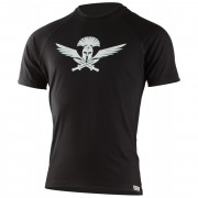 Pánské funkční triko Lasting Warrior negru