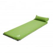 Saltea autogonflabilă Zulu Dreamtime 5 Pillow verde