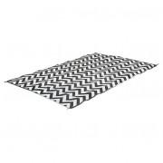 Covor picnic Bo-Camp Chill Mat Carpet XL Wave negru/alb