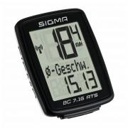 Počítač Sigma BC 7.16 ATS bezdrátový negru