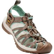 Sandale femei Keen Whisper W maro shitake/malachite