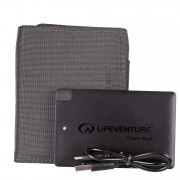 Portofel LifeVenture Rfid Charger Wallet with power gri