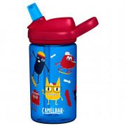 Sportovní láhev Camelbak Eddy+ Kids 0,4l albastru
