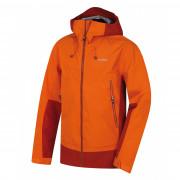 Pánská bunda Husky Nanook M portocaliu
