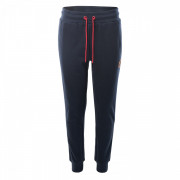 Pantaloni jogging copii Bejo Tiagos II Jrb negru/roșu