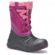 Încălțăminte copii Merrell Snow Quest Lite 2.0 Waterproof roz