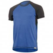 Pánské funkční triko Lasting Oto šedá/červená albastru