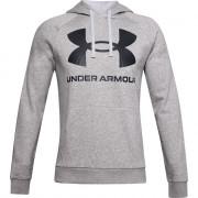 Hanorac bărbați Under Armour Rival Fleece Big Logo HD
