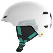 Cască de schi pentru copii Scott Keeper 2 Plus alb/verde
