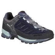 Încălțăminte pentru femei Salewa WS MTN Trainer albastru Premium Navy/Subtle Green