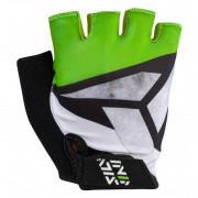 Mănuși ciclism Silvini Ose CA1437 negru/verde