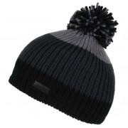 Căciulă de iarnă copii Regatta Davin Hat II negru/gri