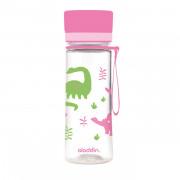 Sticla Aladdin Aveo Kids 350 ml cu imprimeu roz Růžová
