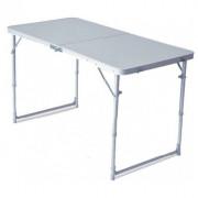 Masă Pinguin Table XL alb/gri