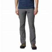 Pantaloni bărbați Columbia Silver Ridge II converti gri/negru
