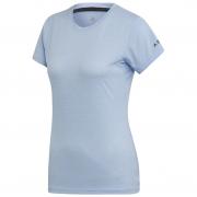 Tricou femei Adidas Tivid albastru